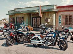 2017 Indian Motorcycle range