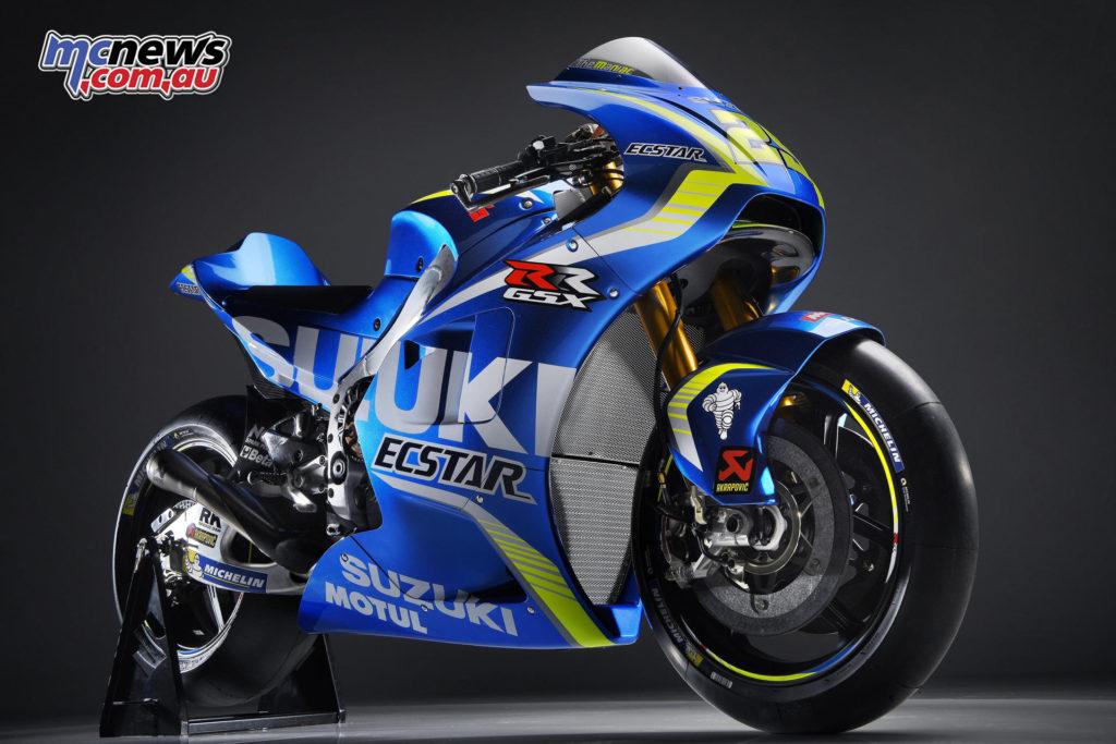 2017 Suzuki Ecstar MotoGP GSX-RR