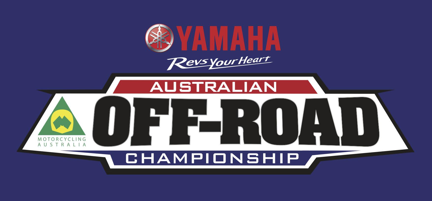 2017 Yamaha Australian Off Road Championship