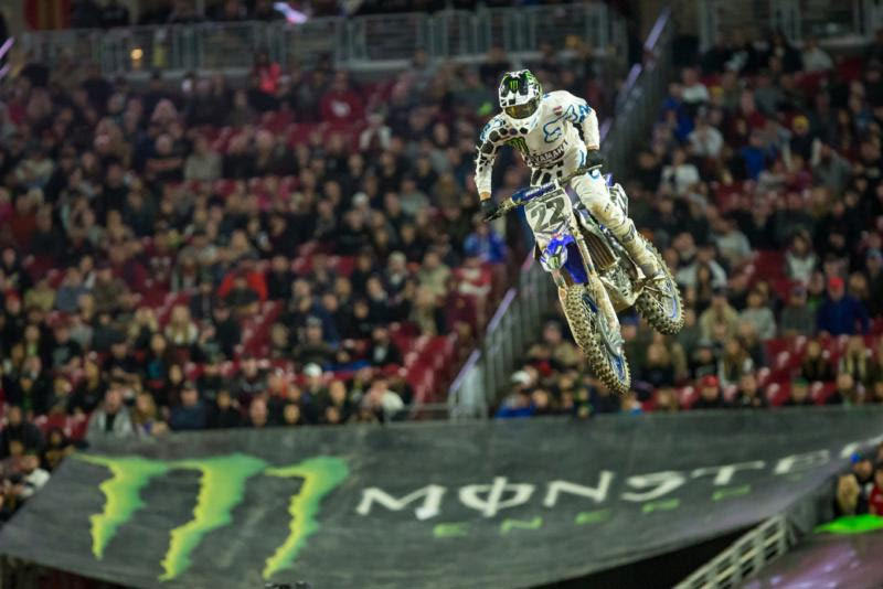 Reed made his long-awaited return to the podium. Photo: Feld Entertainment, Inc.