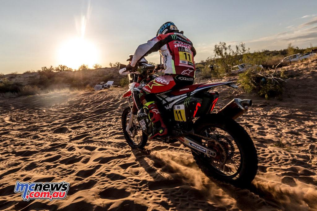 2017 Dakar Rally - Joan Barreda