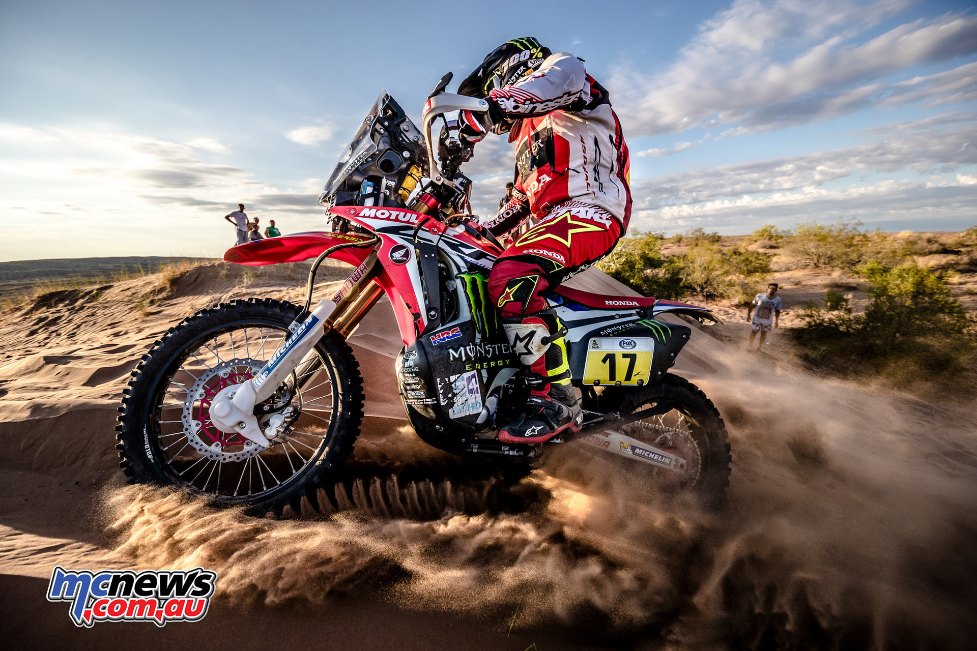 2017 Dakar Rally - Paulo Goncalves