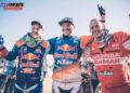 Dakar 2017 - Matthias Walkner, Sam Sunderland, Farres Guell