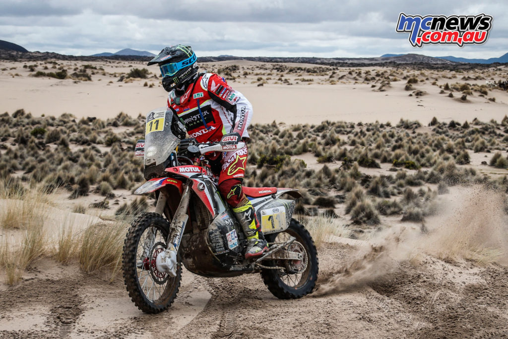 Dakar 2017 - Stage 7 - Joan Barreda
