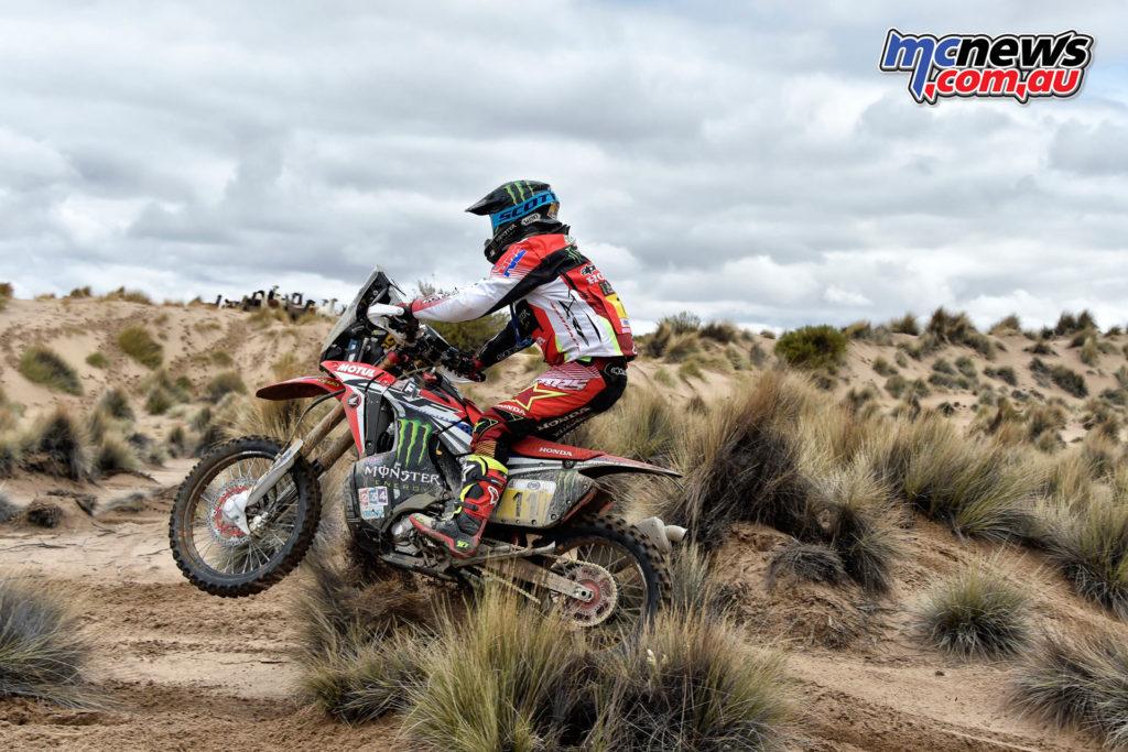 Dakar 2017 - Joan Barreda