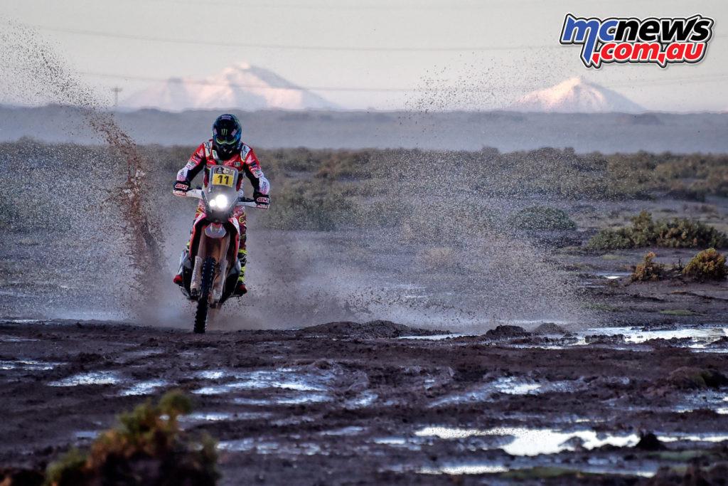 Dakar 2017 - Stage 8 - Joan Barreda