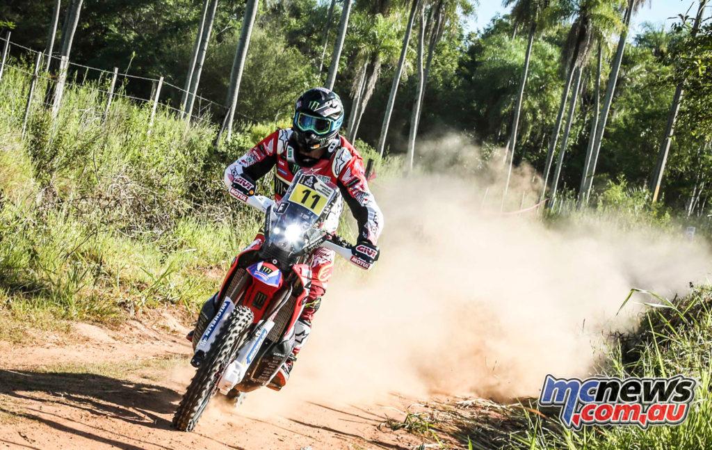 Dakar 2017 - Stage 1 - Joan Barreda