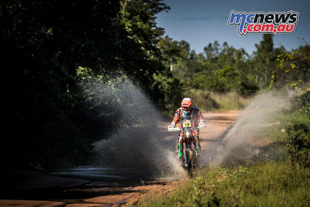 Dakar 2017 - Stage 1 - Laia Sanz - Image: Marcin Kin