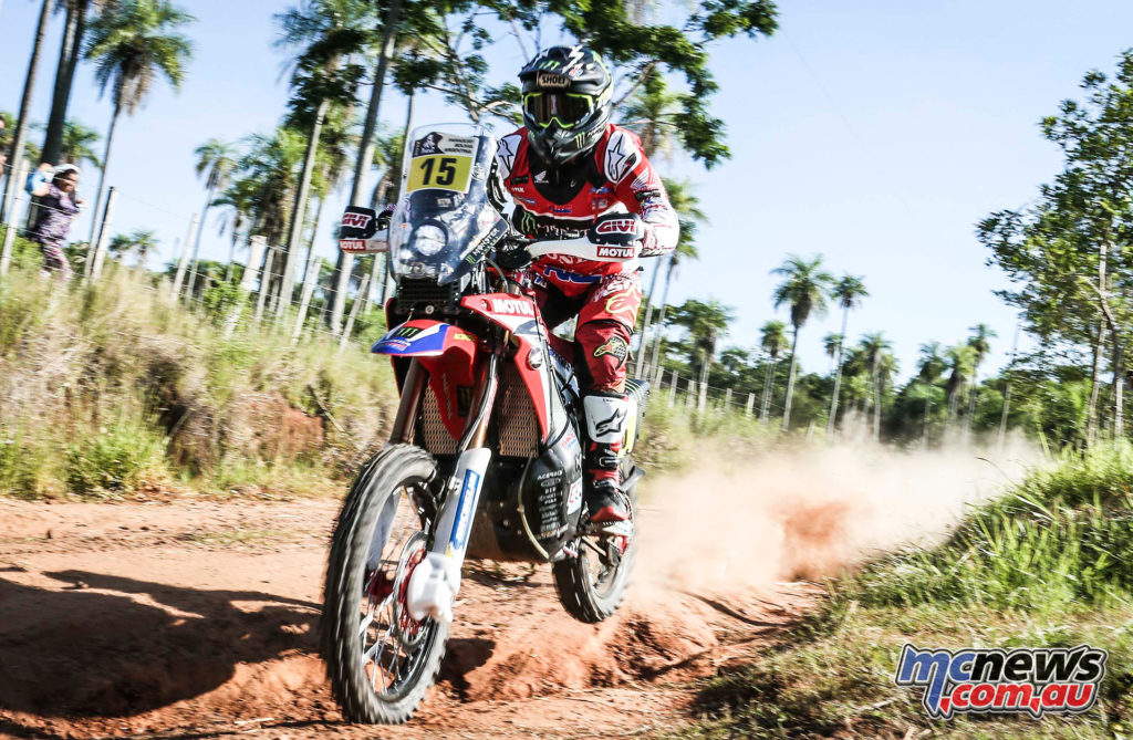 Dakar 2017 - Stage 1 - Michael Metge