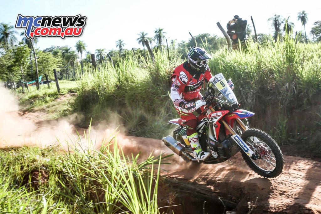 Dakar 2017 - Stage 1 - Ricky Brabec