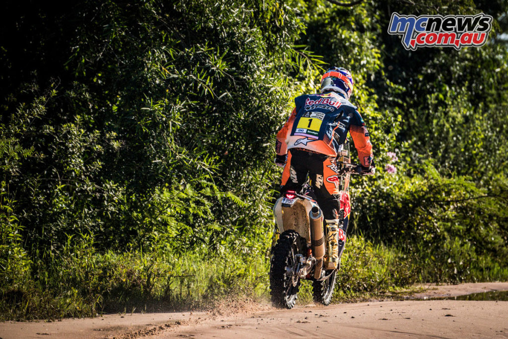 Dakar 2017 - Stage 1 - Toby Price - Image: Marcin Kin