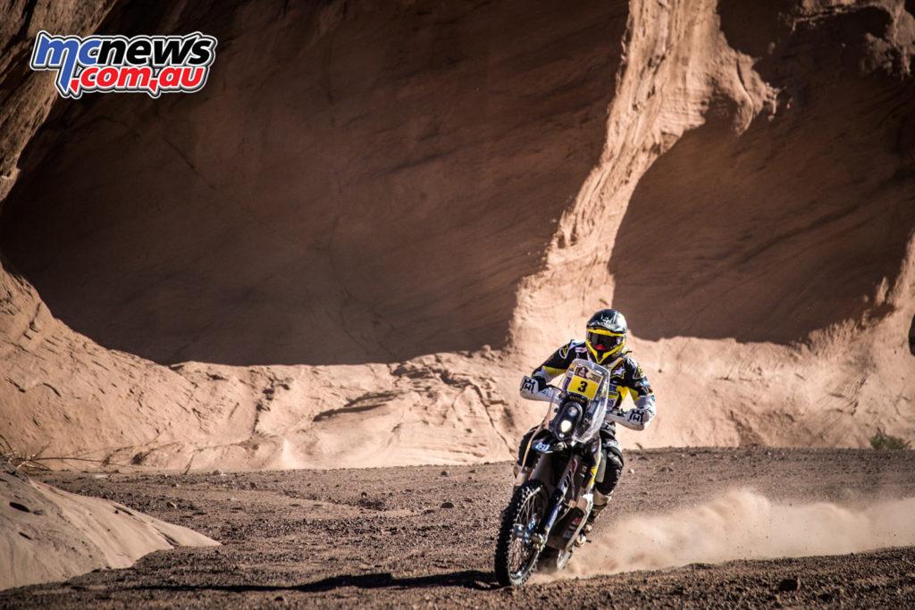 Dakar 2017 - Stage 10 - Pablo Quintanilla