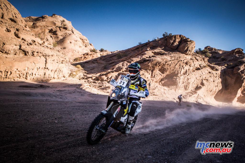 Dakar 2017 - Stage 10 - PeLa Renet
