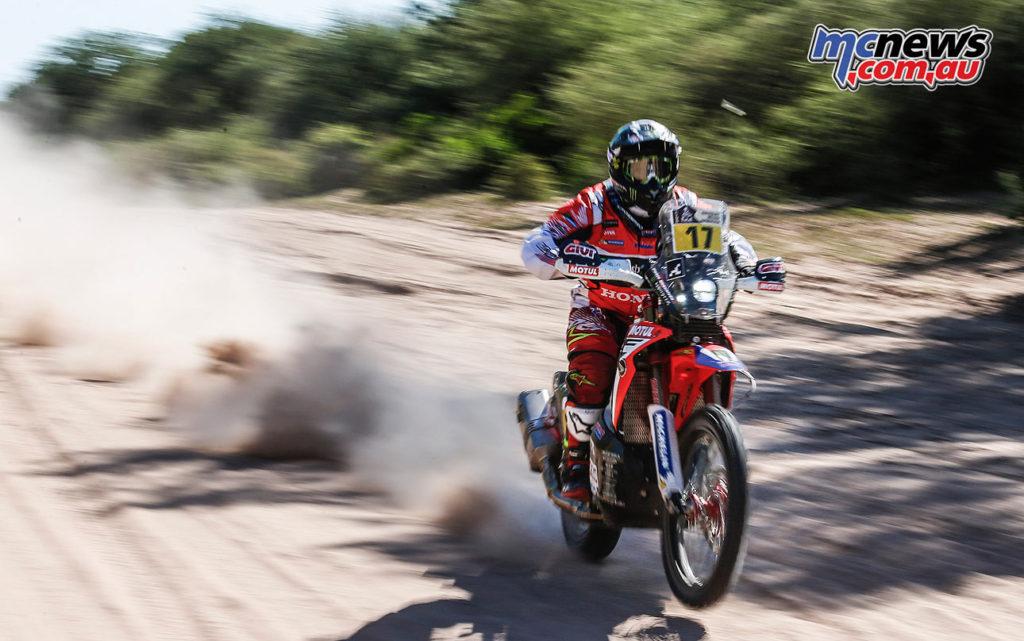 Dakar 2017 - Stage 2 - Paulo Goncalves