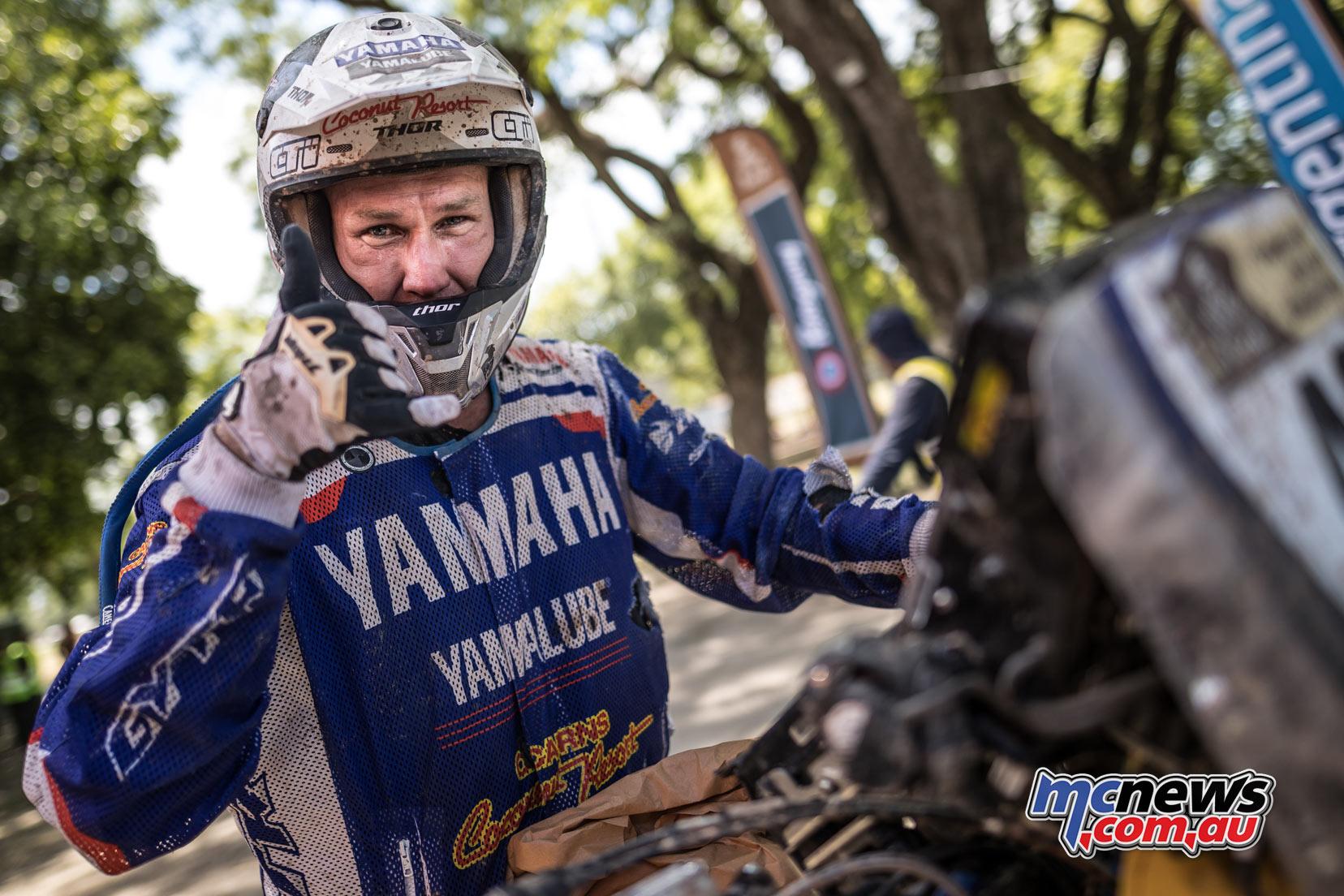 Dakar 2017 - Rodney Faggotter