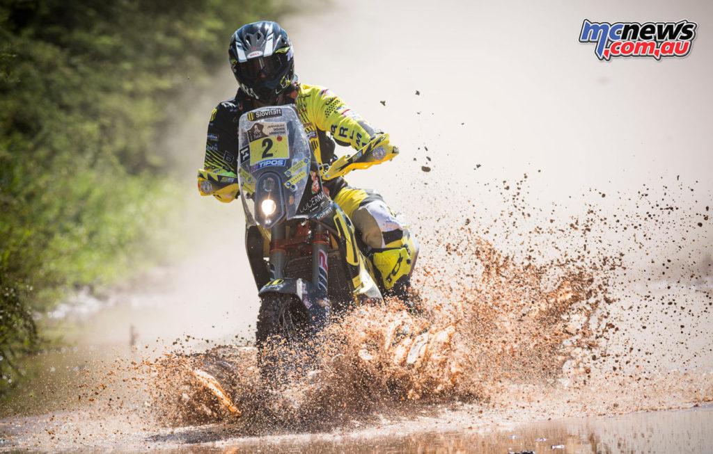 Dakar 2017 - Stefan Svitko