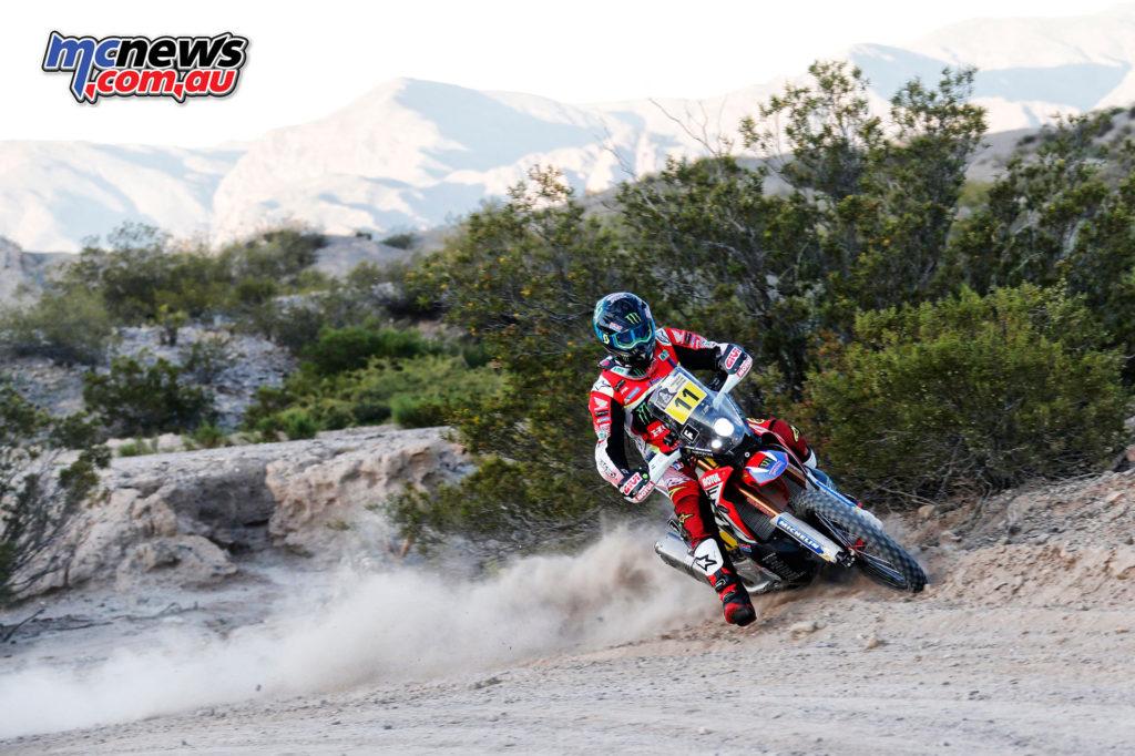 Dakar 2017 - Stage 3 - Joan Barreda