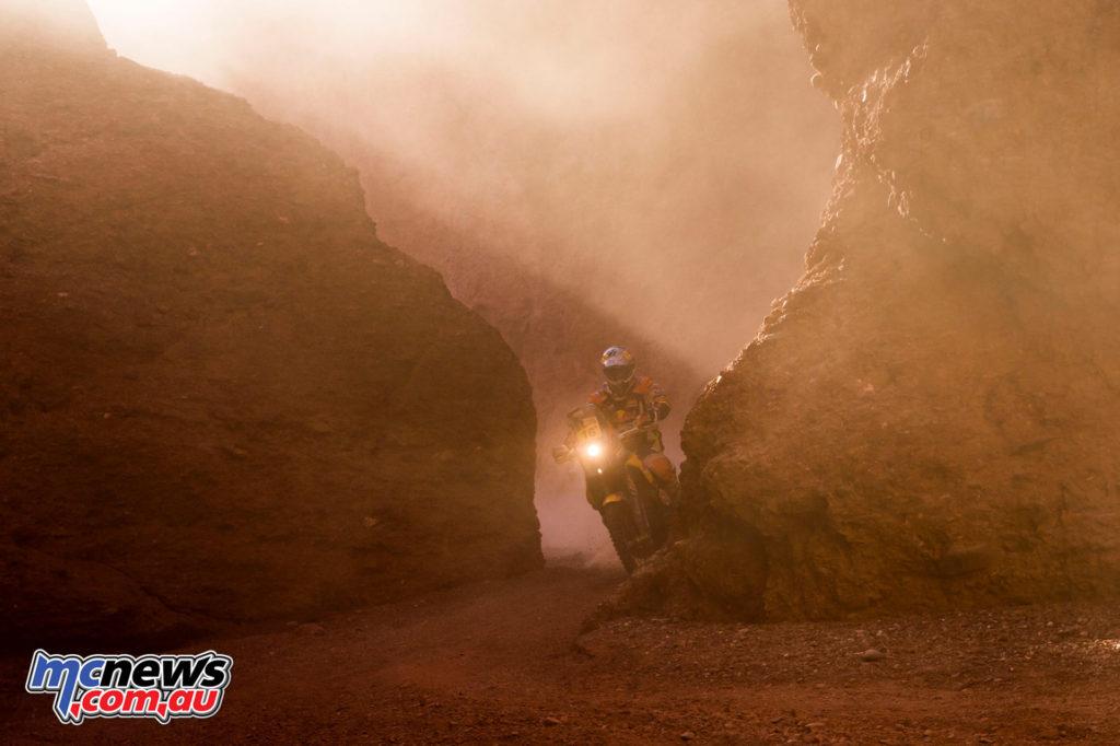 Dakar 2017 - Stage 3 - Matthias Walkner