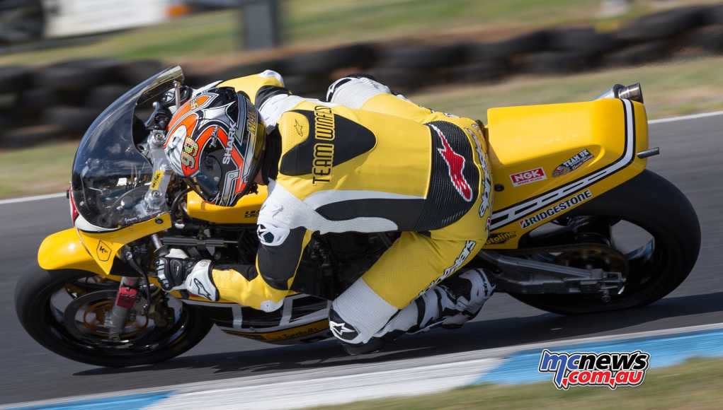 2017 Island Classic International Challenge Race Two - Jeremy McWilliams - Image by Andrew Gosling