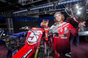 Jace Owen dominated opening two rounds of the AMA Arenacross