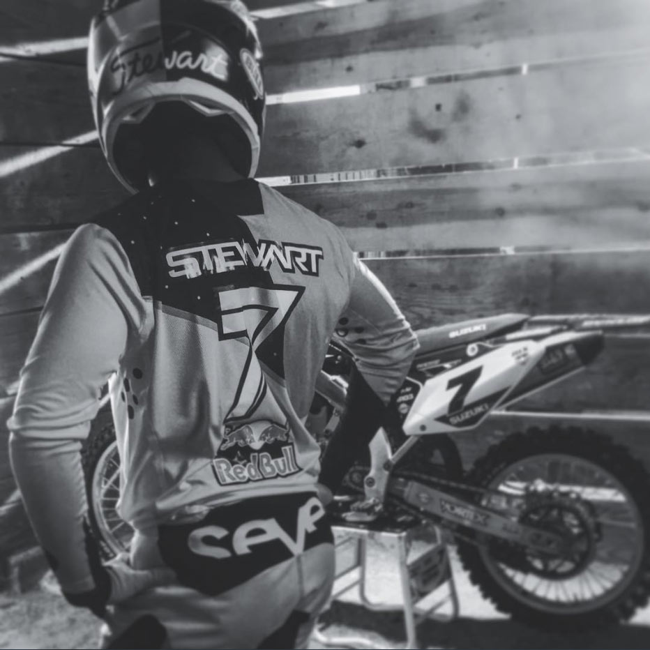 James Stewart's accompanying Instragram image.