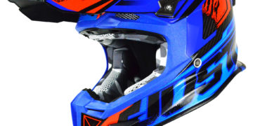 Just1 J12 Dominator helmet - full carbon-fibre shell, with a total weight of just 1100g