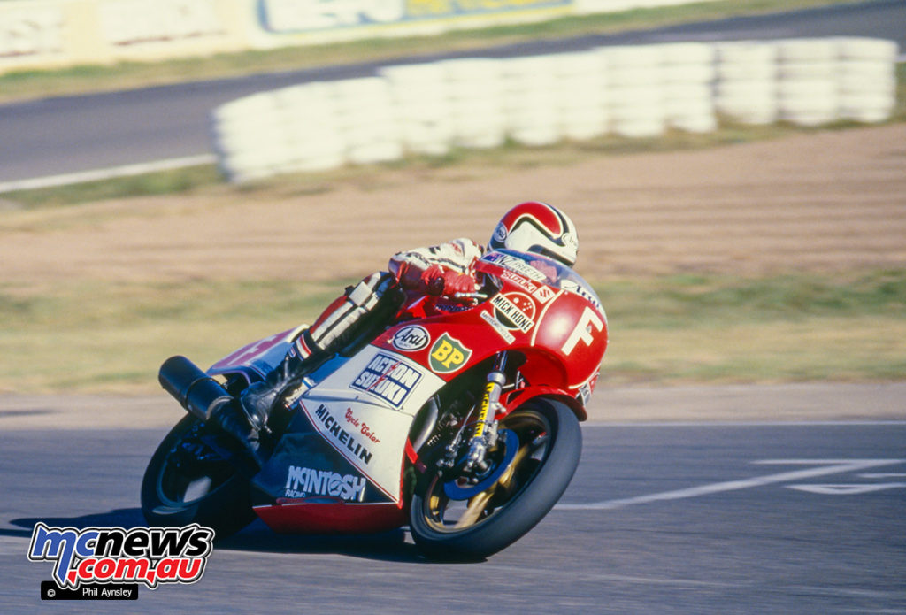 Bathurst 1986 - Roger Freeth/McIntosh Suzuki 1000