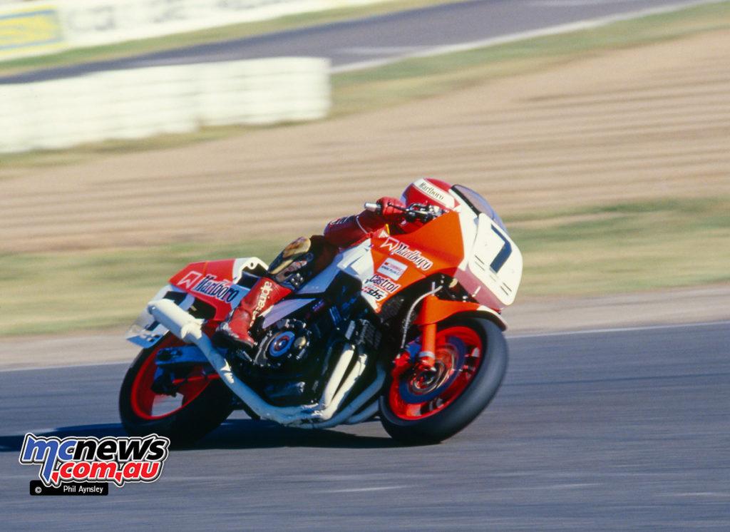 Bathurst 1986 - Michael Dowson/Yamaha 750