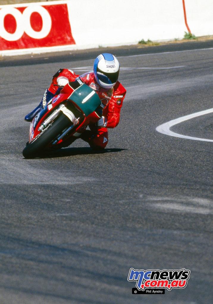 Bathurst 1986 - Donnie Osborne/Honda RS250