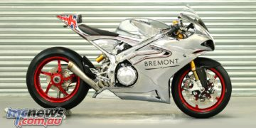Norton SG6 will feature the V4 Aprilia CRT motor with Norton's own V4 engine being raced in 2018.