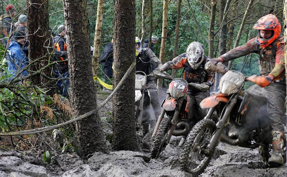 The Opening Round of the European Extreme Enduro Cup was held in tough conditions