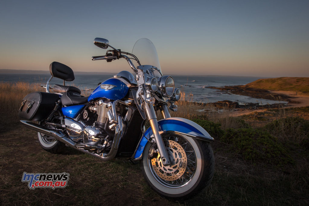 Triumph Thunderbird LT - Image by Andrew Gosling