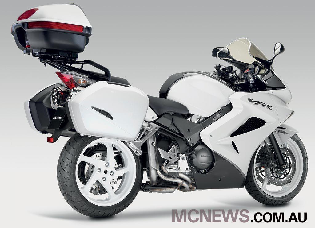2010 Honda VFR800