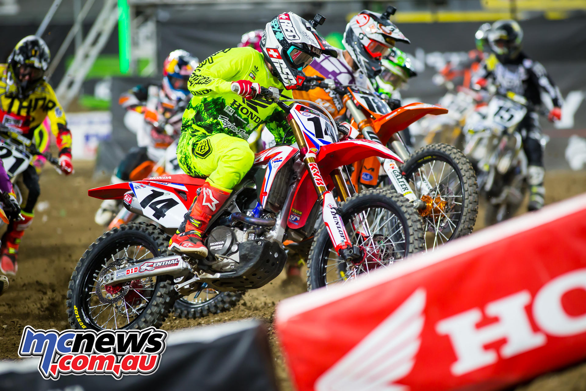 2017 AMA SX - Round 6 Minneapolis