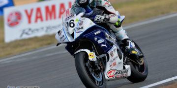Luke Mitchell spearheads the ASBK Supersport effort