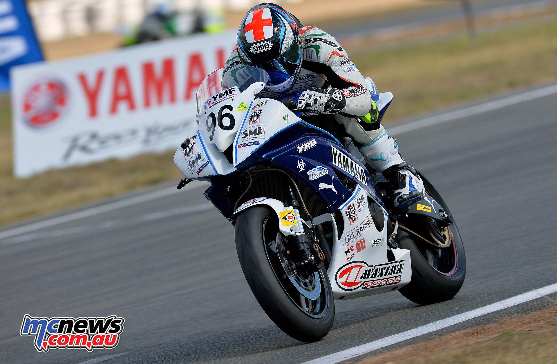Luke Mitchell spearheads the ASBK Supersport effort