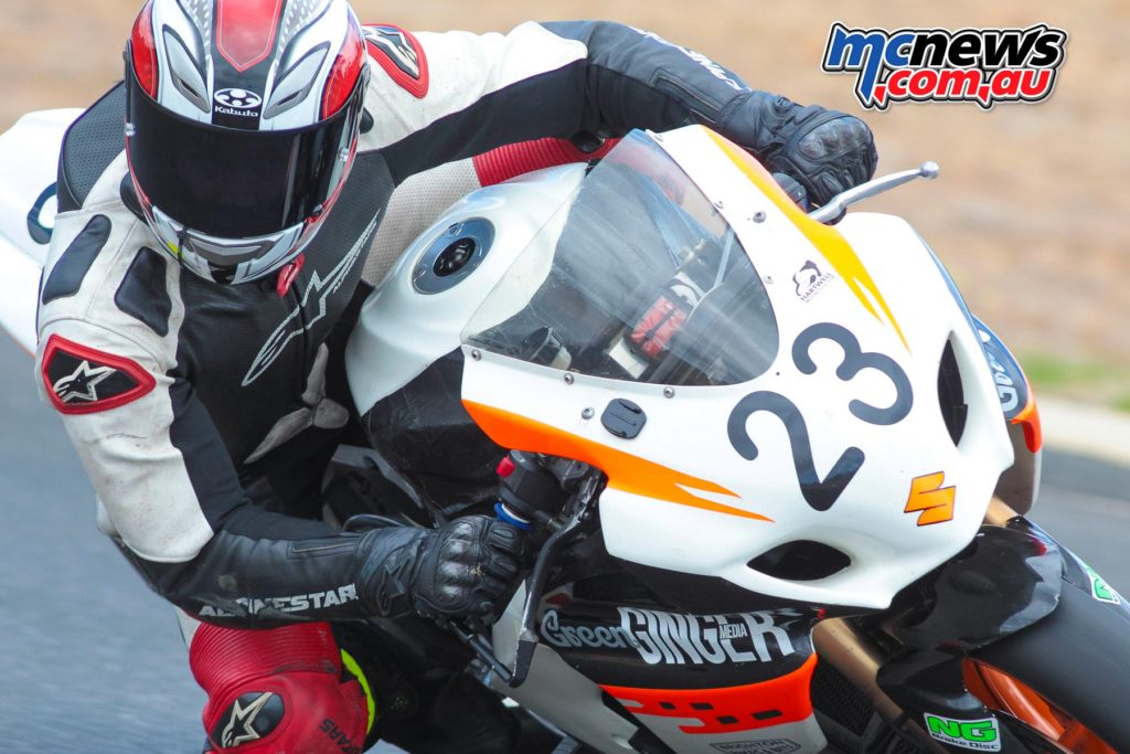 2017 Hartwell Championship - Rnd 1 - Greg Bailey Memorial - Brook Coombs - Image: Cameron White