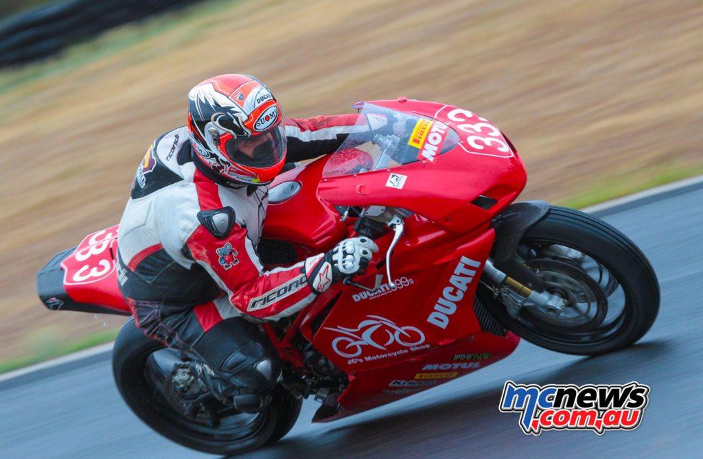 2017 Hartwell Championship - Rnd 1 - Thunderbikes - Jayson Porter - Image: Cameron White