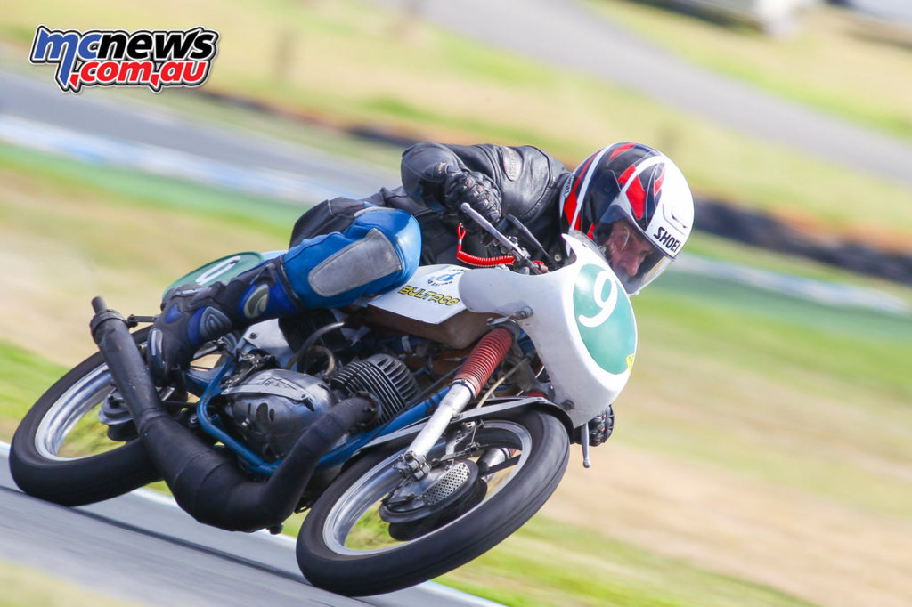2017 Island Classic - 250cc Classic - John Imrie - Image: Cameron White