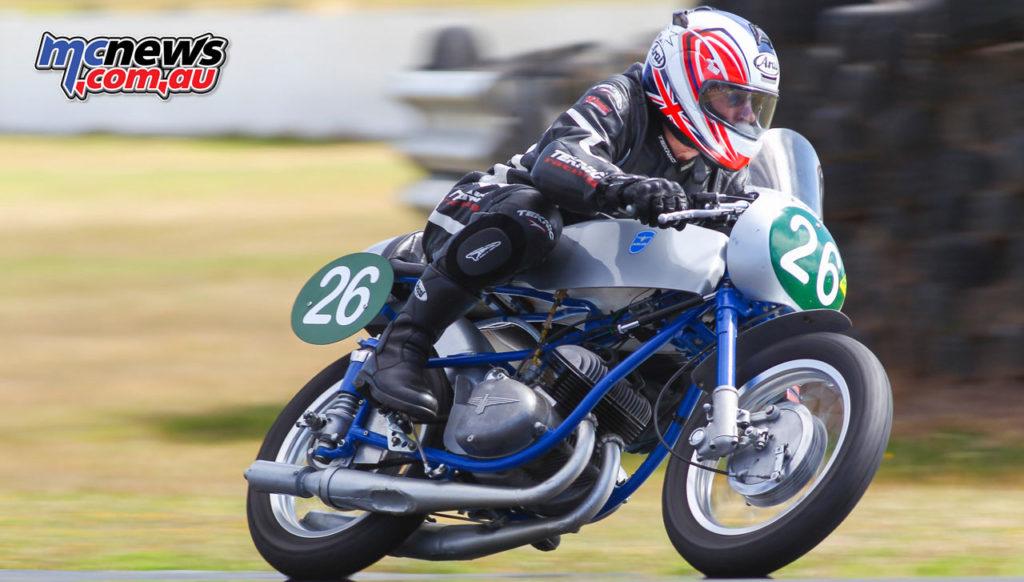2017 Island Classic - 250cc Classic - Otto Muller - Image: Cameron White