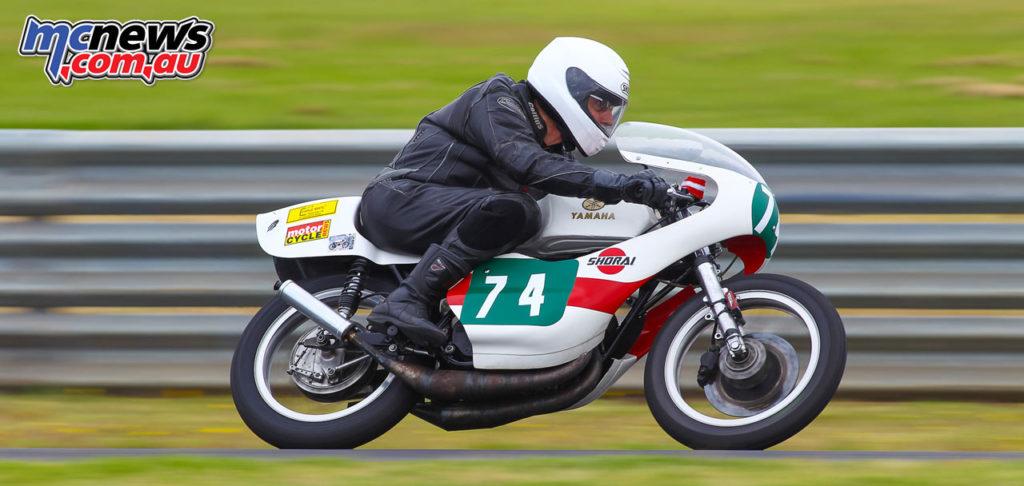 2017 Island Classic - 250cc Post Classic - John Simms - Image: Cameron White
