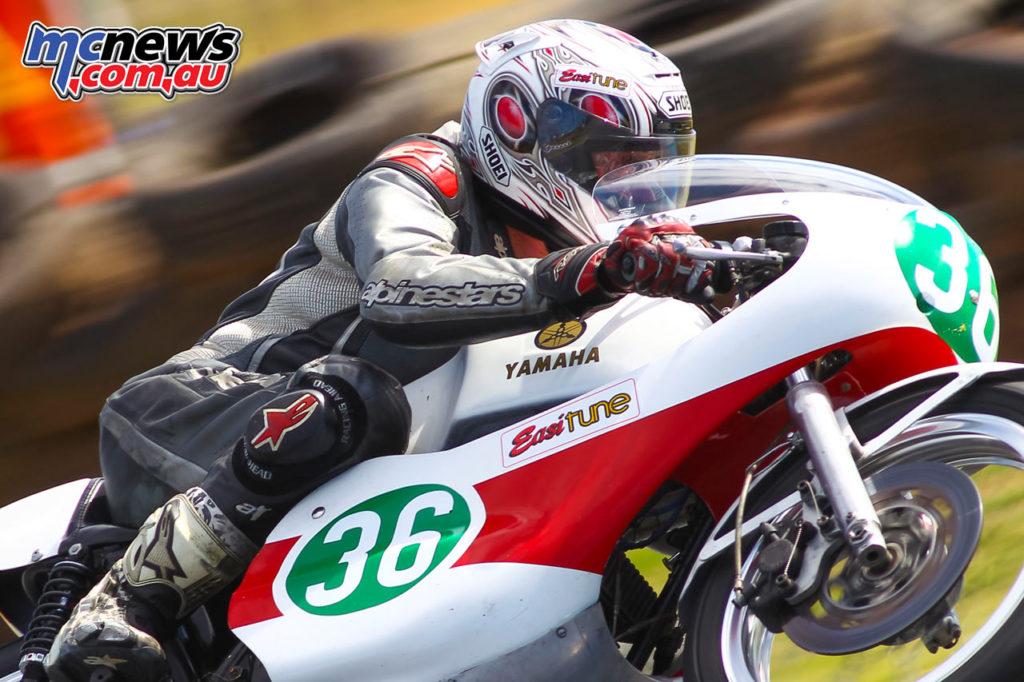 2017 Island Classic - 250cc Post Classic - Murray Seabrook - Image: Cameron White