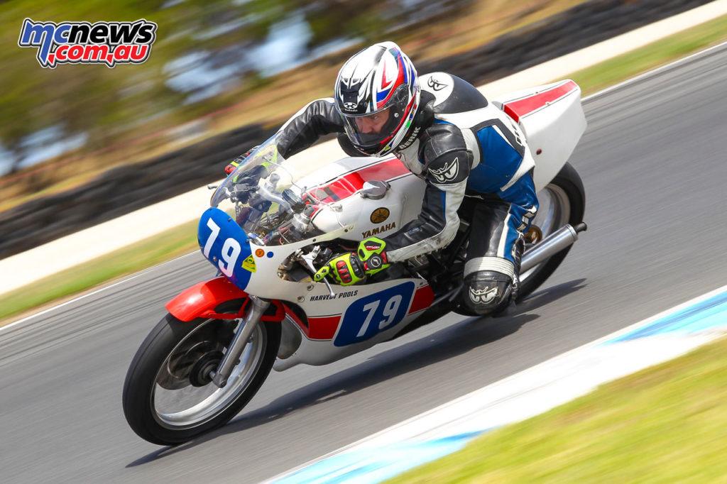 2017 Island Classic - 350cc Forgotten Era - Stephen Kairl - Image: Cameron White