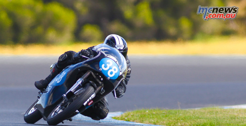 2017 Island Classic - 350cc Classic - Greg Watkins - Image: Cameron White