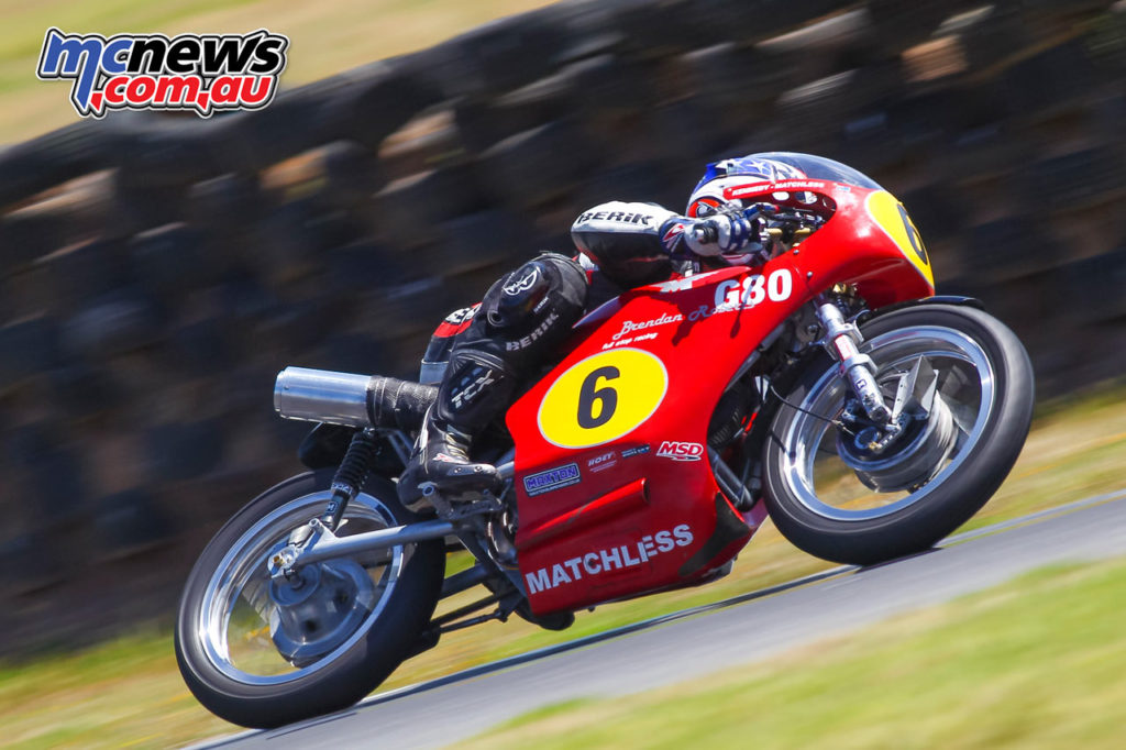2017 Island Classic - 500cc Classic - Brendan Roberts - Image: Cameron White
