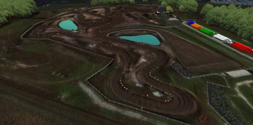 2017 MX Nationals - Free online game