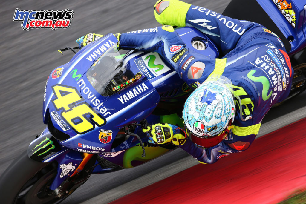 Valentino Rossi - Image: Andrew Northcott