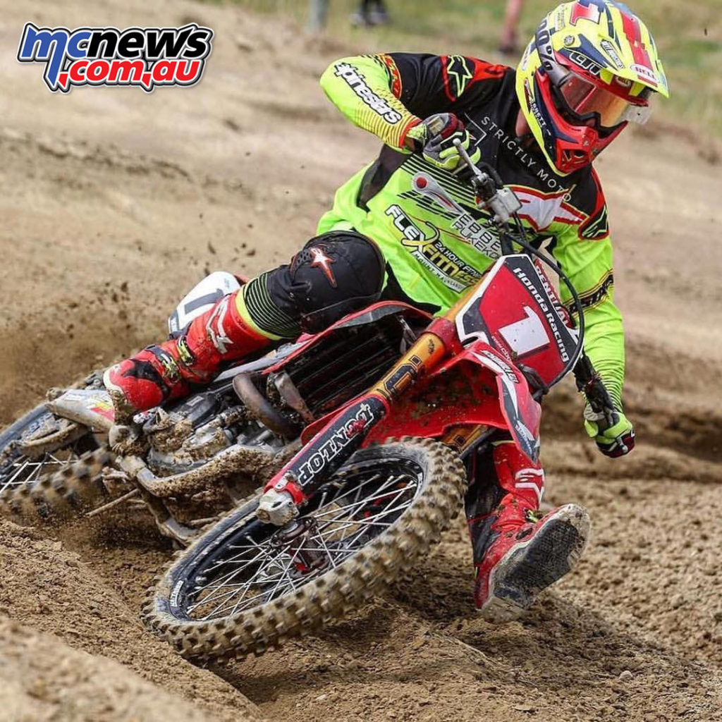2017 New Zealand Motocross Round 1 - Cody Cooper