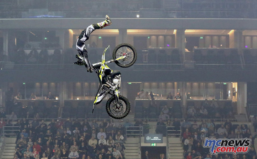 2017 Night of the Jumps - Berlin - Maikel Melero