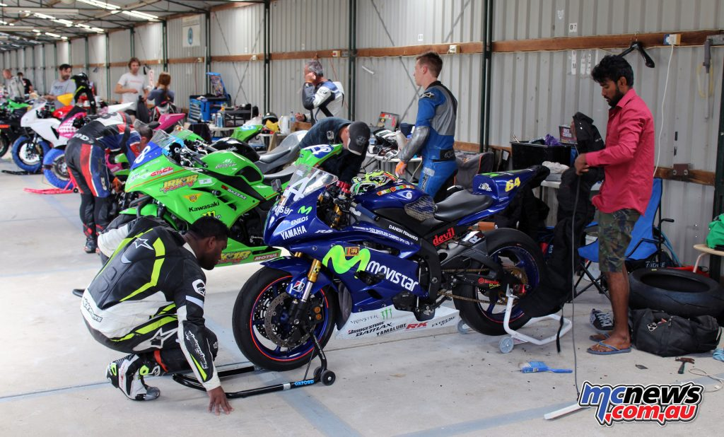 2017 Preston MCC Bracket Racing - Dinesh Fernando